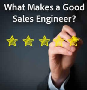 Good Sales Engineer